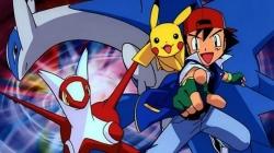 Pokémon: Mizu no Miyako no Mamorigami Latias to Latios
