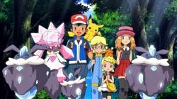Pokémon XY: Hakai no Mayu to Diancie