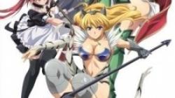 Queen`s Blade: Utsukushiki Toushi-tachi