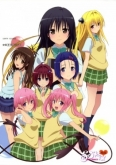 To LOVE-Ru Darkness OVA